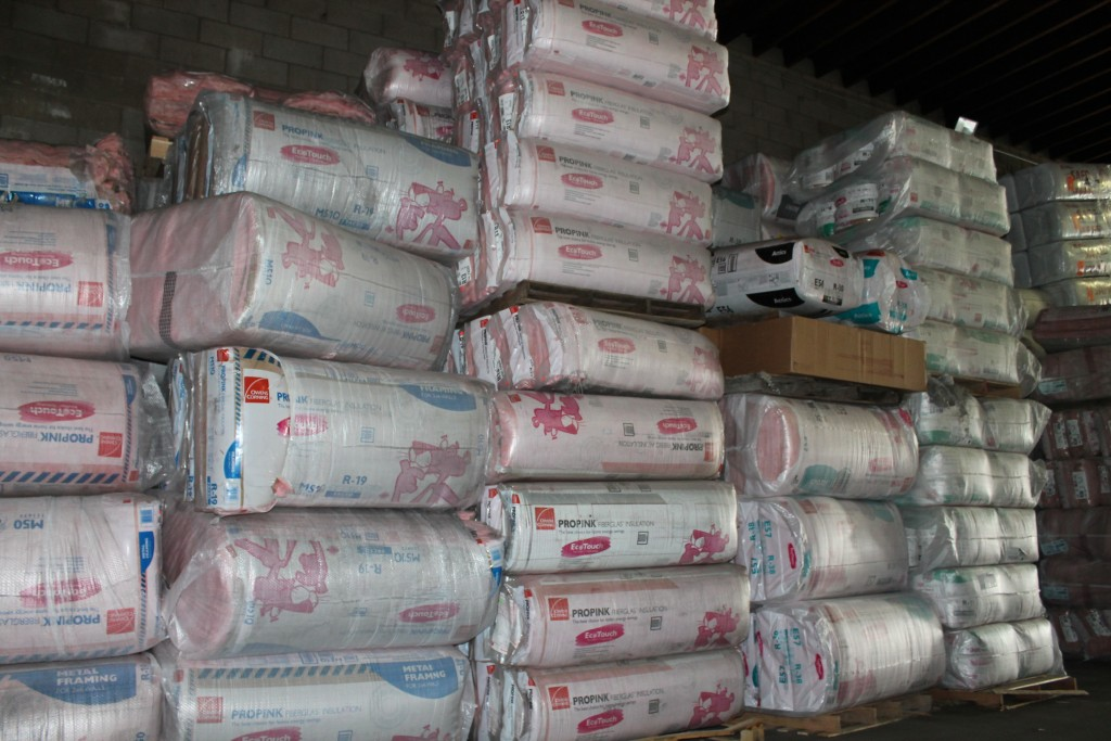 Owens corning ecotouch pink fiberglas insulation j s for Pink insulation r value